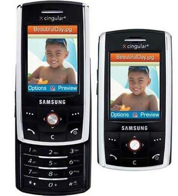 Unlocked Samsung Sgh-D807 Slider Cell Phone Cellular Gsm Fido Rogers Chatr At&T+