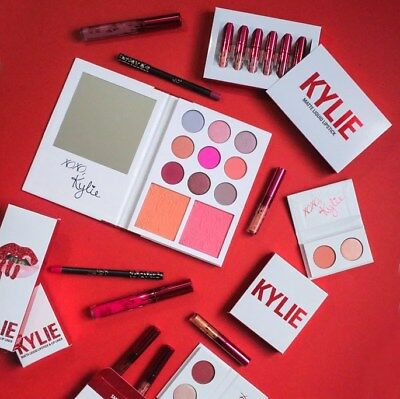 ❤ Valentine Collection by KYLIE COSMETICS -Lip Kit Palette Diary -AUTHENTIC ❤