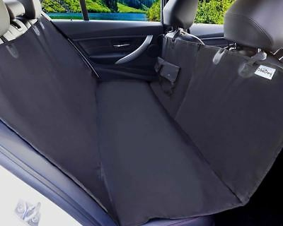 Pet Waterproof Hammock Car Seat Cover Quilted Protection for Back Seats
