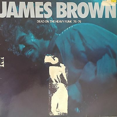 James Brown - Dead On The Heavy Funk 74-76 Lp