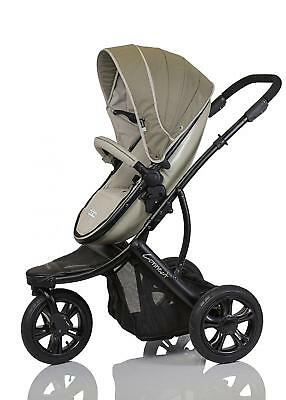 Guzzie and Guss Plus Connec 3 Stroller, Sand