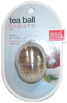 Bradshaw International 25090 Stainless-Steel Tea Ball With Hang Chain - Quantity