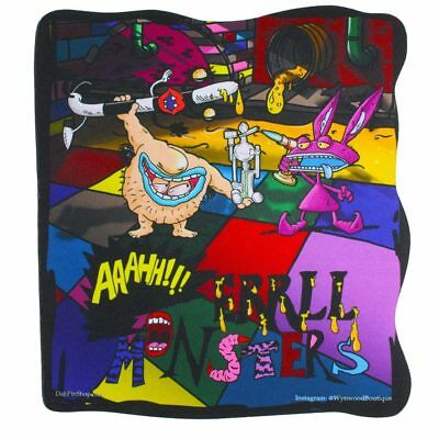 AHH ERRLL Monsters  Style Dab Pad  Oil Absorbent DabPad Dab Mat Mouse Pad