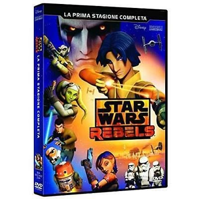 WALT DISNEY Dvd Star Wars Rebels - Stagione 01