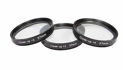 Kinotehnik Diopter Kit 1+2+4) for LCDVF 3c, BM incl. The New LCDVF Models