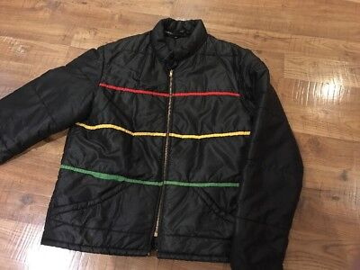 Vintage John Deere Snowmobile Jacket Coat