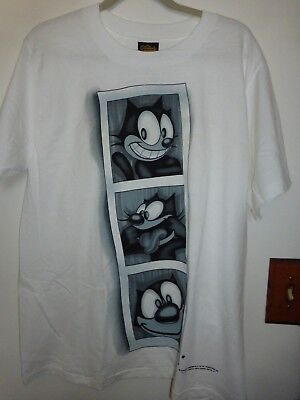 Vintage Felix the Cat Tee Shirt, Size L, never worn, stored