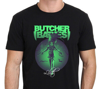 BUTCHER BABIES Lilith 2018 Tour T-Shirt New Men's Tshirt Tee Size S to 3XL