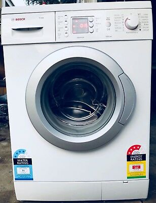 Bosch 7kg front load Washing Machine like new with 90 days warranty