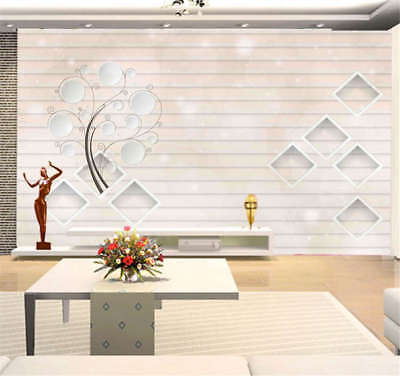 Robust Pulpy Float 3D Full Wall Mural Photo Wallpaper Printing Home Kids Decor