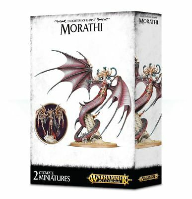 Dauthers of Kaine MORATHI Warhammer Age of Sigmar release 03/03/2018