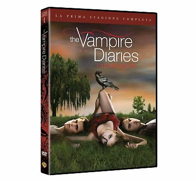 |it562802| Vampire Diaries (The) - Stagione 01 (5 Dvd) - Vampire Diaries (The) [