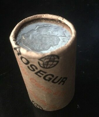1969 - 2018 Australian 50 Cent $10 Circulated Security Coin Roll