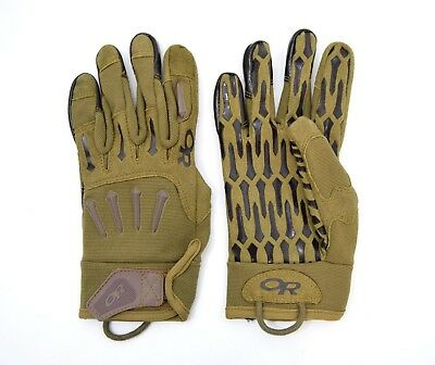 Premium Tactical Grip Gloves Like Oakley Assault Factory Rope Glove Worn Olive