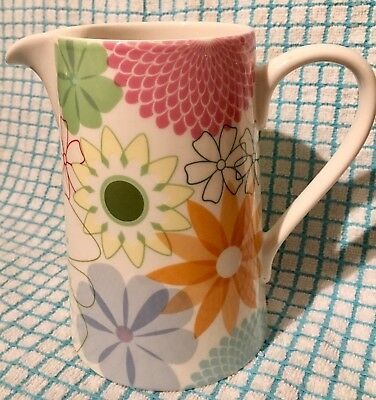 Portmeirion Crazy Daisy Medium Jug, new