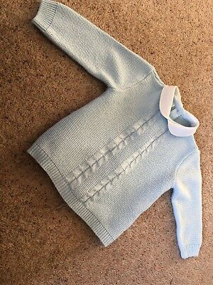 Spanish Baby Boy Jumper