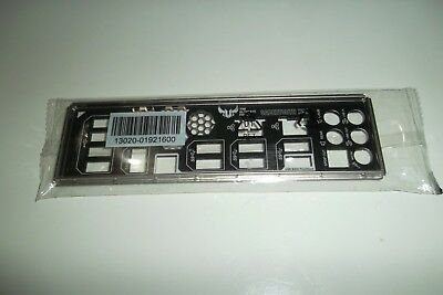 ASUS  SABRETOOTH I/O  Shield Back Plate Panel for X99  Motherboard