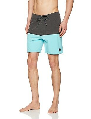 (FR : XS (Taille Fabricant : 28 cm), Grey) - Board Shorts Rip Curl Mirage