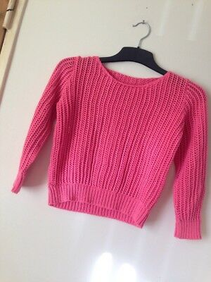Girls Jumper Age 9 To 10 Years🌹