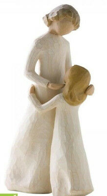Willow Tree Figurine : 26021 Mother and Daughter