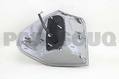 8155048061 Genuine Toyota LAMP ASSY, REAR COMBINATION, RH 81550-48061