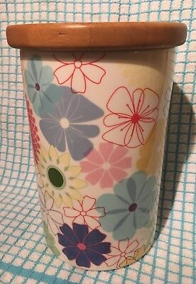 Portmeiron Crazy Daisy storage jar
