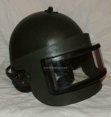 Altyn Helmet With Radiocord, Legendary, Russian Fsb Alpha Vympel Special Forces