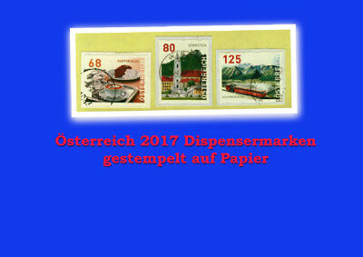 Dispensermarken Neu Austria 2018 Postfrisch ** Easy To Use