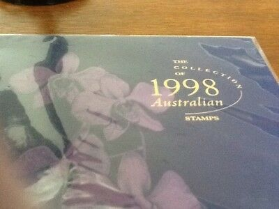 1998 Collection Of Australian Stamps