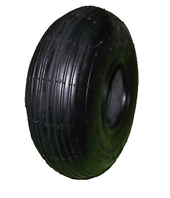 4.00 - 6 TYRE for trolleys, wheelbarrows, 400 - 6 NEW TYRE WITH INNER TUBE