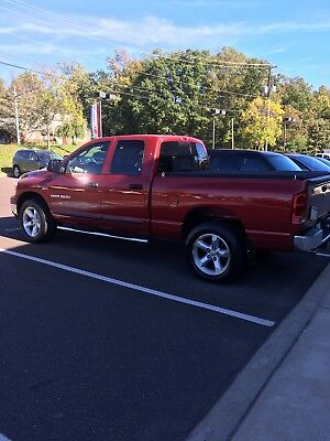 2006 Dodge Ram 1500  automobile