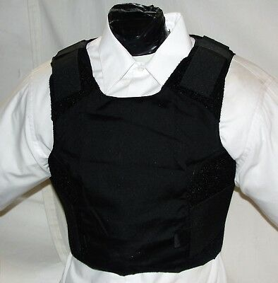 New XL Carrier IIIA Concealable Body Armor BulletProof Vest with Inserts