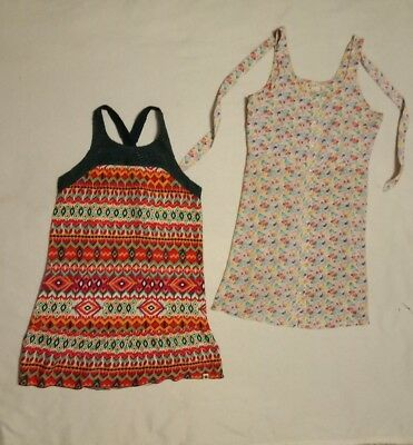 Girls clothes 2 dresses Roxy Girl size 14