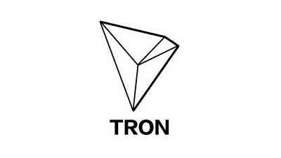 1000 TRX (TRON) cryptocurrency tokens sent to your digital wallet