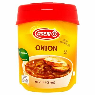 Osem Onion Soup and Seasoning Mix 400g 14oz