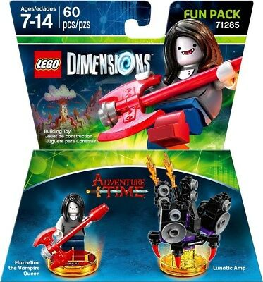 Lego Dimensions Adventure Time 71285 Fun Pack Marceline Vampire Queen Ships Free