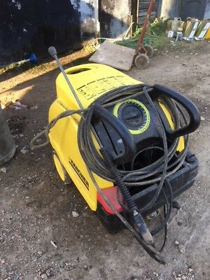 Karcher Hds 601C Eco Hot And Cold Pressure Washer Steam Cleaner