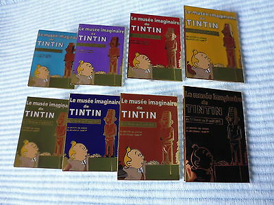 8 Big Le Musee Imaginaire De Tin Tin Pin Limited Edtion 2015 Von Herge