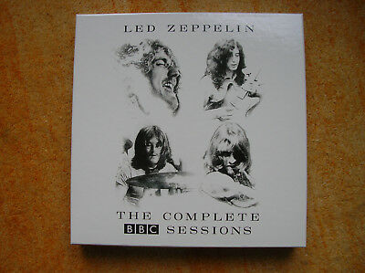 LED ZEPPELIN - The Complete BBC Sessions (Limited-Edition-Deluxe-Box-Set)