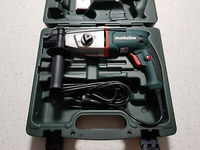 Metabo Khe2443 800W 3 Mode Sds Plus Rotary Hammer Drill - New + Warranty