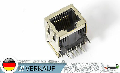 Original PulseJack Ethernet netwerkkabel Connector LAN RJ45 Connector j00-0025nl