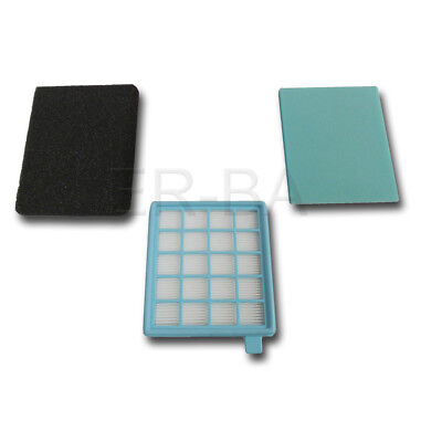 Filter geeignet Philips FC9327/09 Power Pro Compact, (1001)