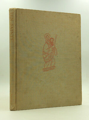 TEN SAINTS by Eleanor Farjeon - 1936 - 1st ed - Catholic - childrens illustrated