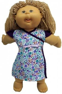 A-line Dress For Cabbage Patch Kid Dolls. Doll Clothes Super store