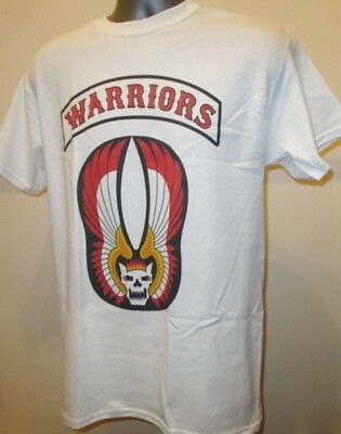 eca0c876ffb The Warriors T Shirt Cult New York Gang Film W284 48 Hrs Driver Streets Of  Fire