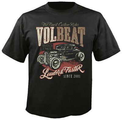 VOLBEAT - Louder and Faster - T-Shirt