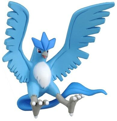 """Takaratomy Official Genuine Pokemon X and Y MC-053 2"""" Articuno Action Figure New"""