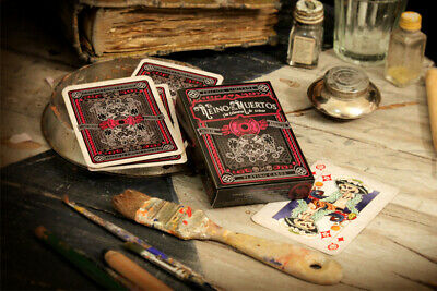 Kingdom of the Dead Playing Cards 1/2 Brick Limited Edition