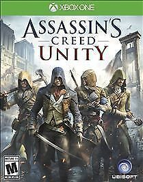 Assassin's Creed: Unity (Xbox One) EXCELLENT CONDITION SHIPS FAST W CASE & GAME