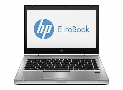 "HP Elitebook 8470p 14"" i7-3520M 2.9Ghz 8GB Ram *256GB SSD* Win 10 Pro Notebook"